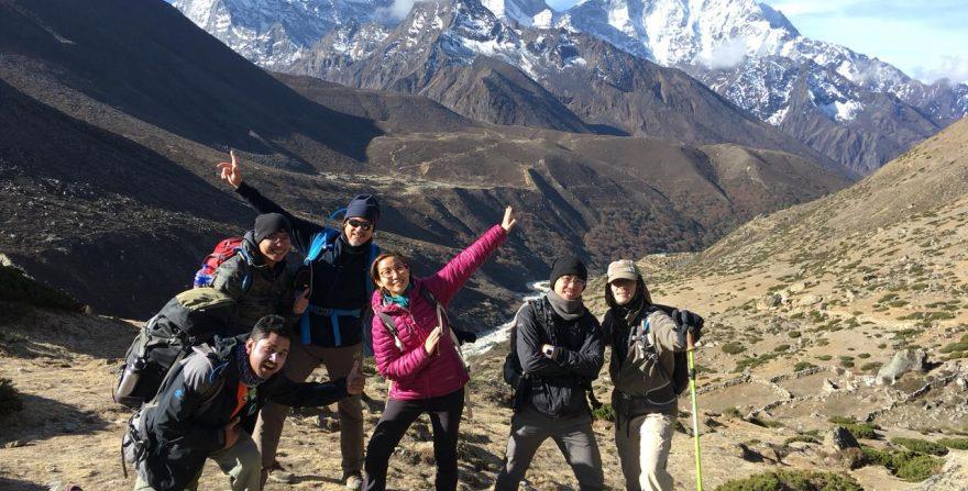 Everest Base Camp Family Trek