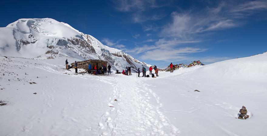 Annapurna Thorang La Trek