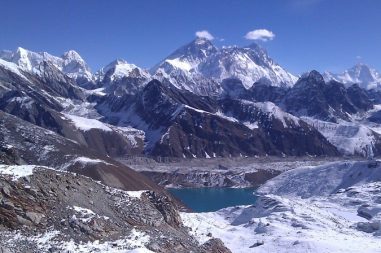 Everest Base Camp Cho La Pass Trek