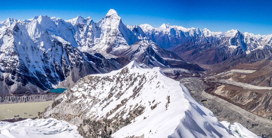 Island Peak Everest base camp Trek