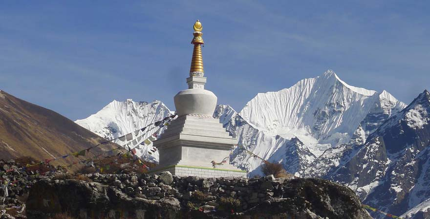 Langtang Valley Ganjala Pass Trek