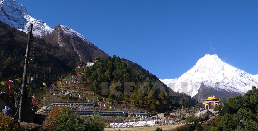 Manaslu Annapurna Trek