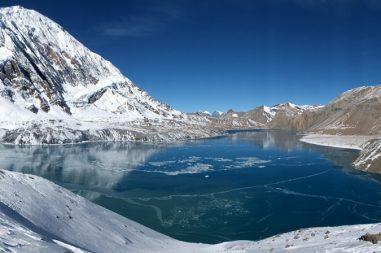 Tilicho Lake Annapurna Circuit Poon Hill Trek