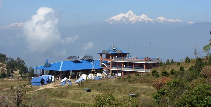 Kakani Nagarkot Hiking