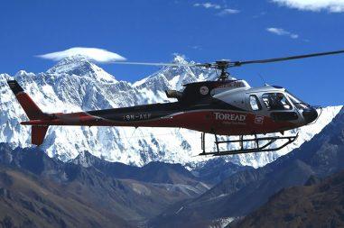 10 days Everest Base Camp Heli Trek