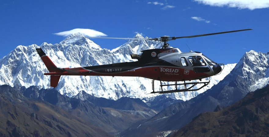 10 days Everest Base Camp Heli Trek
