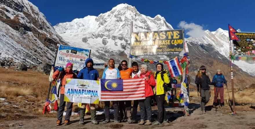 8 days Annapurna Base Camp Trek