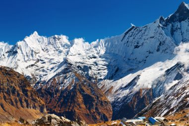 8 Days Annapurna Base Camp Trek