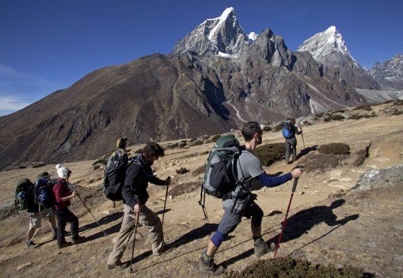 Everest Base Camp Trek Distance, Length and Elevation