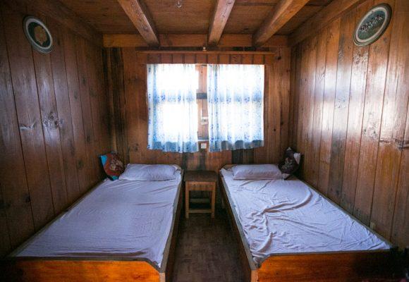 Teahouses on the Everest Base Camp Trek