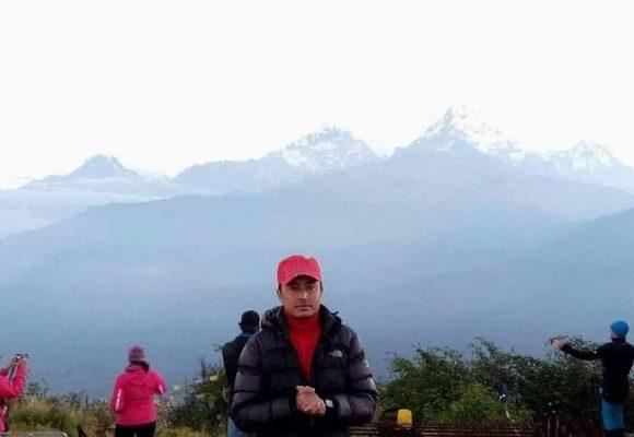 Nakul Adhikari