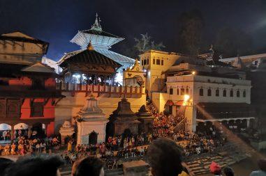 The beautiful Pashupatinath