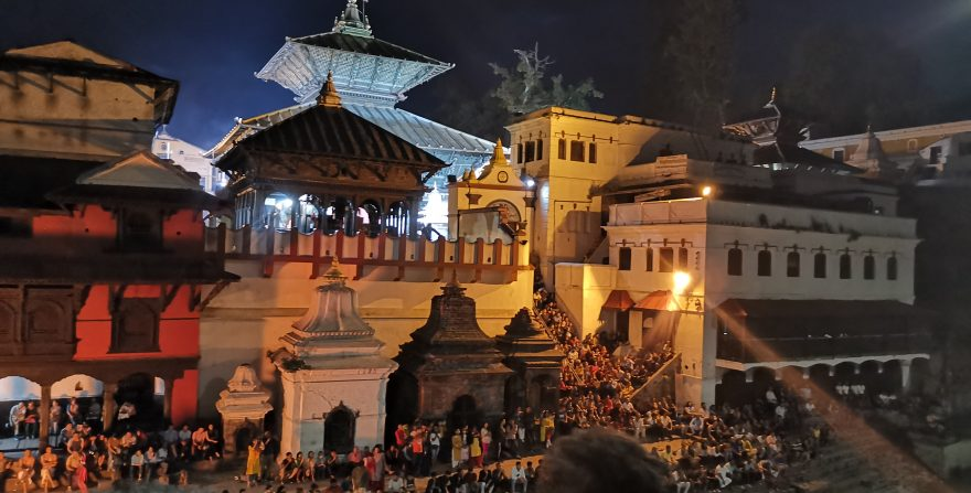 The beautiful Pashupatinath