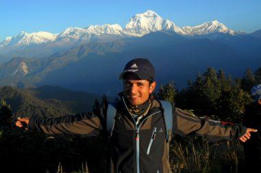 Dhaulagiri Annapurna