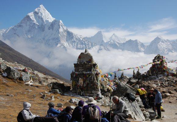 Training for Everest Base Camp Trek