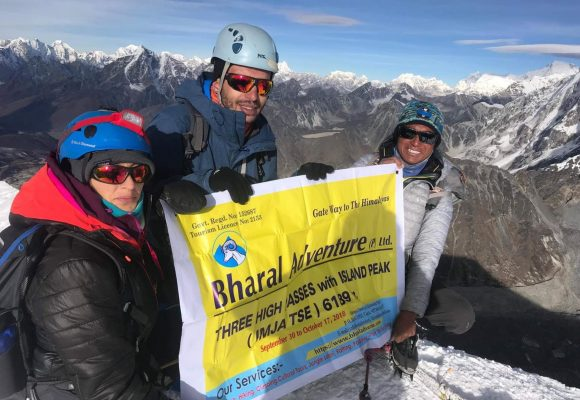 Island Peak Climbing with Everest Base Camp Trek Cost Itinerary and Permits