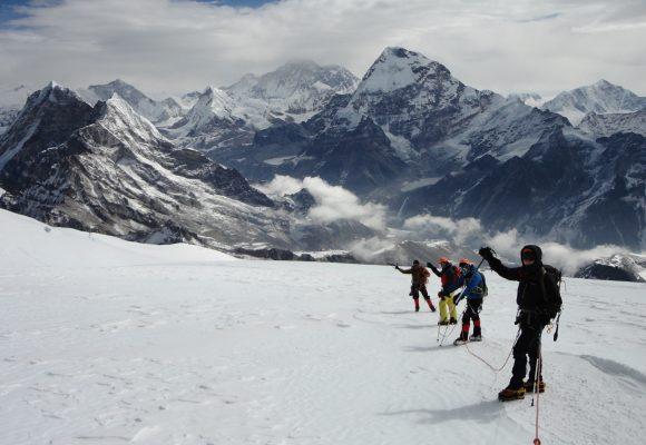 Mera Peak Climbing Cost Itinerary and Permits