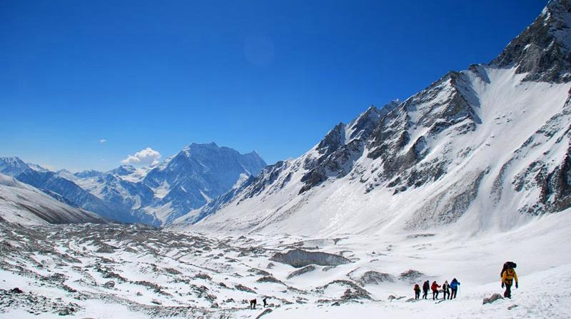 Manaslu Trek with Larkya Peak Climbing