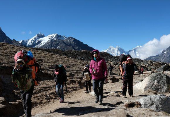 Trekking in Nepal 2019/2020