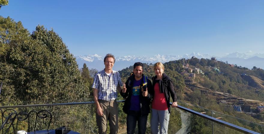 Dhulikhel Nagarkot Hiking