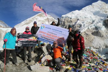Everest Base Camp Chola Pass Trek Cost Itinerary 2019