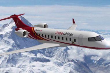 Mount Everest Mountain Flight