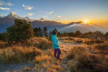 Annapurna Sunrise Trek Cost and Itinerary 2019/2020
