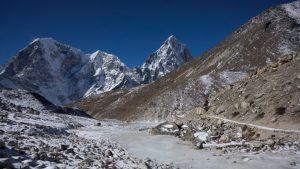 Nuptse Everest Region