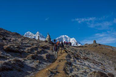 Everest Base Camp Trek Weather