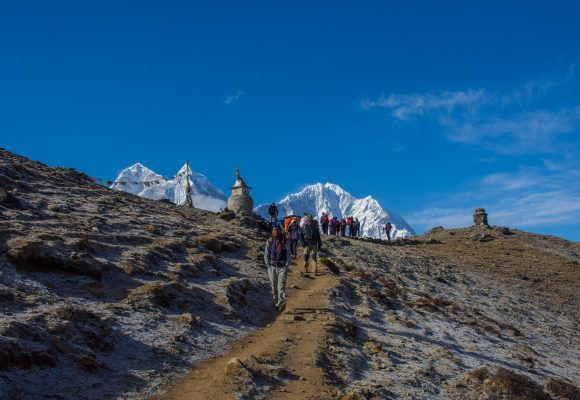 Everest Base Camp Trek Weather