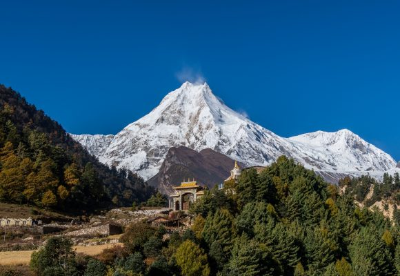 Manaslu Circuit Trek,cost Itinerary and permits