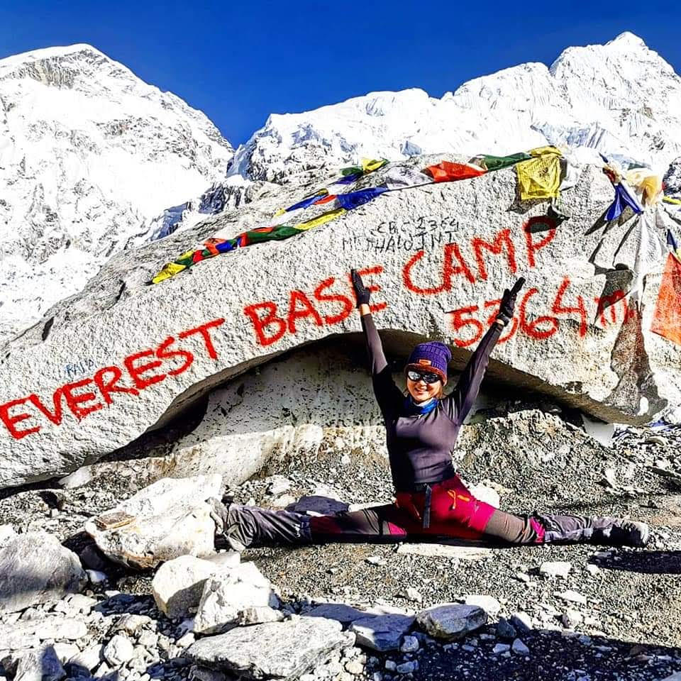 Mt Everest Day 2021