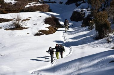 Helambu Climate Trek